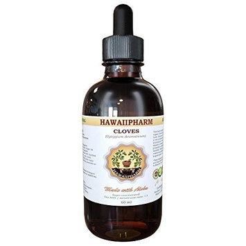 Cloves Liquid Extract, Organic Cloves (Syzygium Aromaticum) Tincture 4 oz