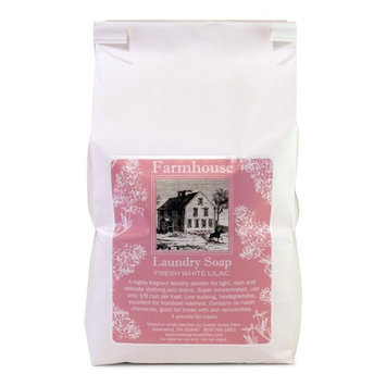 Sweet Grass Farm Laundry Powder- Lilac