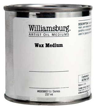 Williamsburg Handmade Oils - Wax Medium - Pint