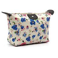 Cute Zipper Makeup Bag Handbag, Staron Women Cosmetic Bag Travel Makeup Storage Case Box Organizer Purse Toiletry Bags