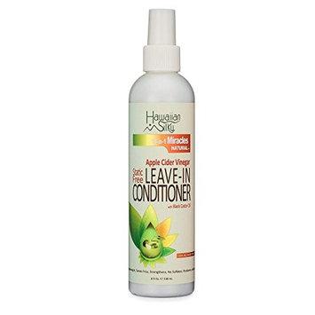 HAWAIIAN SILKY MIRACLES Apple Cider Vinegar LEAVE-IN CONDITIONER 8oz