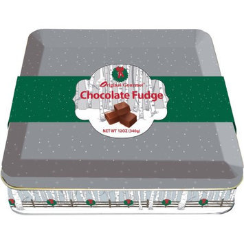 R.h. Macy & Co. Original Gourmet Chocolate Fudge Tin