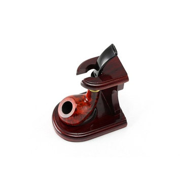 Skyway Barrington Tobacco Pipe Stand Holder - Cherry