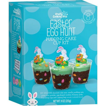 Brand Castle, Llc Easter 2018 in stores - Egg Hunt Pudding Set