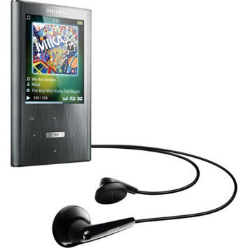 Philips Ariaz 8GB* MP3 video player FullSounda ¢