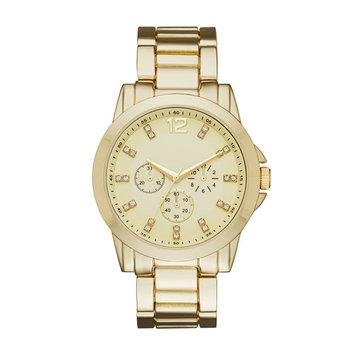 Men's Gold Bracelet Watch