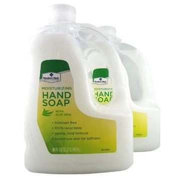 Member's Mark Moisturizing Hand Soap Refills (80 fl. oz, 2 pk.)