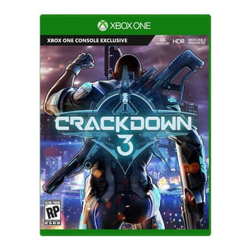 Microsoft Corp. Crackdown 3 (Xbox One)