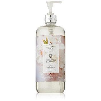 Brompton & Langley Body Wash, Almond Milk