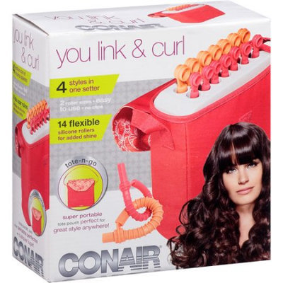 Conair You Link and Curl Hot Rollers