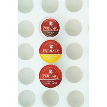 Puroast Low Acid Coffee Mixed Single Serve Keurig Cups, 30 Count [Variety Pack]
