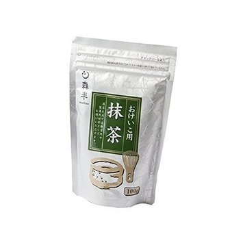 TOKYO MATCHA SELECTION TEA - Japanese Matcha Green Tea Powder 100g (3.52oz) with English Ingredient & Nutrition Info Label [Standard ship by SAL: NO Tracking & Insurance]