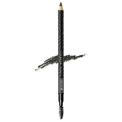 (3 Pack) NICKA K Eyebrow Pencil NEP02 Charcoal Gray : Beauty