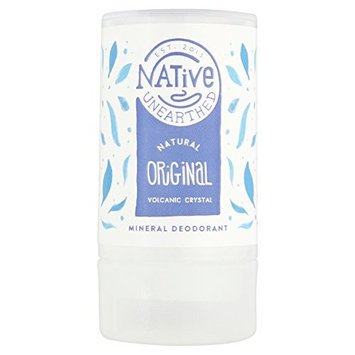 Native Unearthed Natural Crystal Deodorant - Original 100g