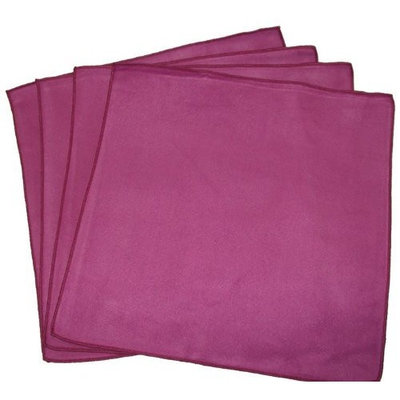 Opti Polishing Cloths: Pkg of 4 - 6