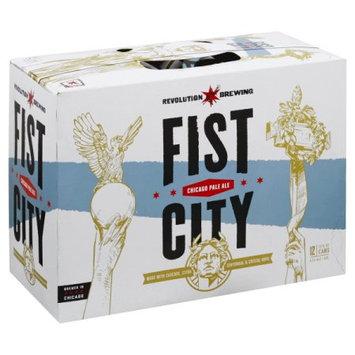 Revolution Beer Revolution Fist City 12/12c
