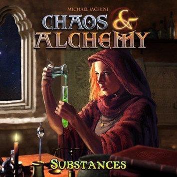 Chaos & Alchemy: Substances GSCHAOSAL02 Game Salute