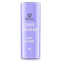 MUST BUY ! 15 Bottle COSWAY Designer Collection Musk Blossom Body Powder ( 100g )