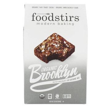 Organic Brooklyn Salted Chocolate Chip Brownie Mix - 17.9 oz.