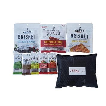 Dukes Jerky Epic Jerky Stash Gift Set - Dukes Variety Pack - Sample the Best Flavors