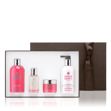 Molton Brown Fiery Pink Pepper Pampering 4-Piece Gift Set