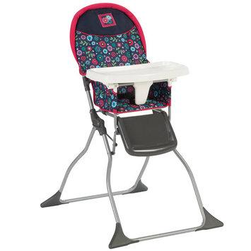 Cosco Simple Fold Plus High Chair - Flower Garden