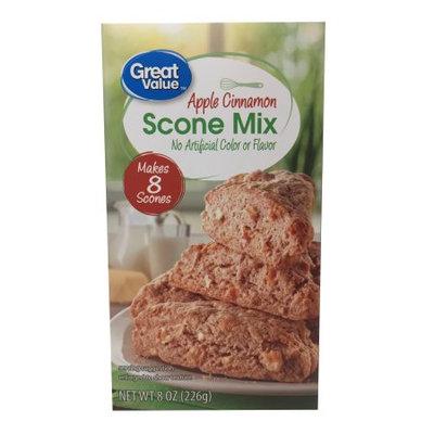 Great Value Gv Apple Cinnamon Scone
