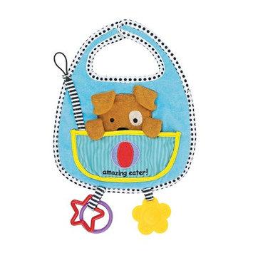 Kids Preferred Amazing Baby Activity Bib, Dog