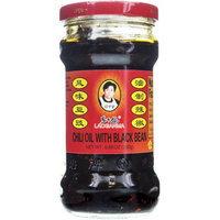 LAOGANMA Spicy Black Soybean in Jar 280g