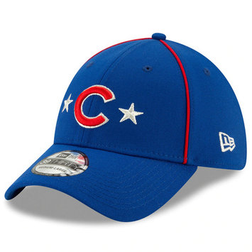 Men's Chicago Cubs 39THIRTY All Star Flex Fit Cap