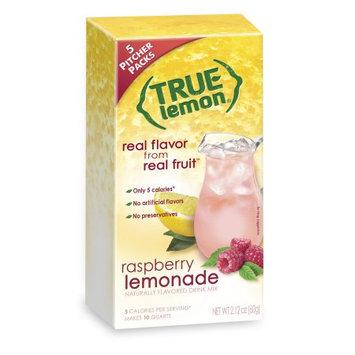 True Citrus True Lemon Raspberry Lemonade, 2-quarts