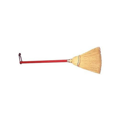 Small Whisk Broom for RV's, Tents & Cabins, 33-inch
