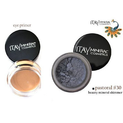 ITAY Beauty Mineral Eye Primer+ 100% Natural Eye Shadow Color #30