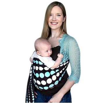 Zolowear Cotton Baby Sling Solstice, Small (Discontinued by Manufacturer)