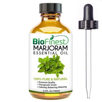 Biofinest Marjoram Essential Oil - 100% Pure Therapeutic Grade (100ml)