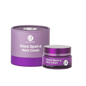 Purpletale Once Upon a Neck Cream Anti-Aging Hydrating, Firming, Tightening Formula 50ml