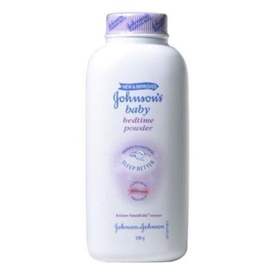 Johnson & Johnson Baby Powder Bedtime 100 Gram / 3.5 Oz (Pack of 12)