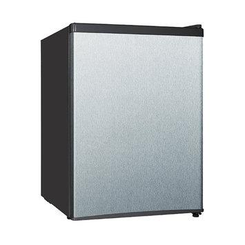 Midea SS 3.1 CF Full-Size Double Reversible Door Refrigerator and Freezer