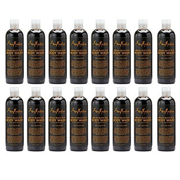 SheaMoisture African Black Soap Body Wash 13 fl. oz (16 pack)