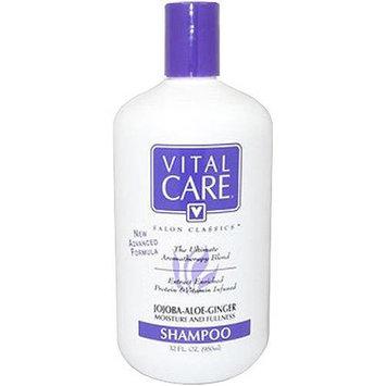 Vital Care Salon Classics Jojoba-Aloe-Ginger Shampoo, 32 fl oz