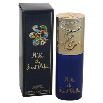 Niki De Saint Phalle By Niki De Saint Phalle For Women. Eau De Toilette Spray 2 Ounces