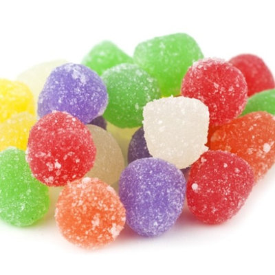 Beulah's Candyland Spice Drops bulk candy spice jelly gum drops 10 pounds