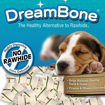 DreamBone Vegetable and Chicken Dental Mini Dog Chews, 20-Count, 11.3 oz