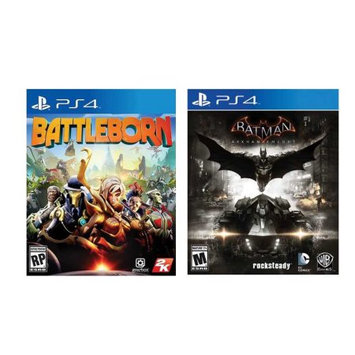 Alliance Distributors PS4 Action Value Pack with 2 games (PS4)