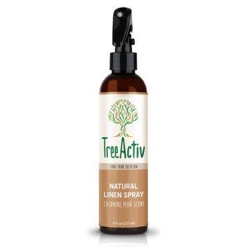 Treeactiv Cashmere Pear Natural Linen Spray