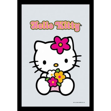 Hello Kitty - Bar Mirror / Decor Mirror (Flowers)