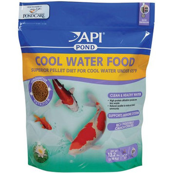 Mars Fishcare 197G Api Pond - Cool Water Food