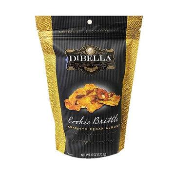 Dibella Artisan Treat Cookie Brittle 6oz (Amaretto Pecan Almond)