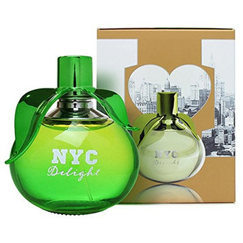 NYC Delight by Mirage Brand Fragrance inspired by BE DELICIOUS BY DKNY FOR WOMEN