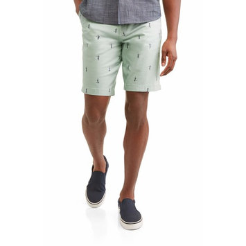 Big Men's Flat Front Short